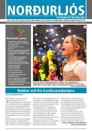 6. tölublað 2011 - Norðurál