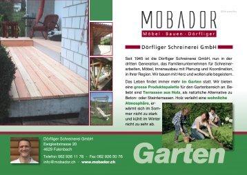 Garten - Mobador