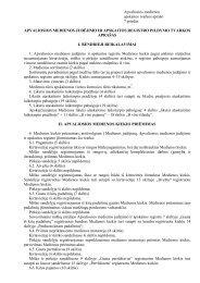 Apvaliosios medienos apskaitos tvarkos aprašo 7 priedas ...
