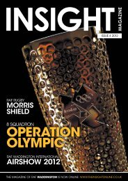 oPERation oLYMPiC - The Insight Online