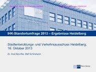 Ergebnisse Heidelberg - Jimdo