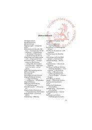 Schulrecht von A-Z - Staupe, Inhaltsverzeichnis - Soldan.de