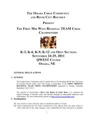 k-3, k-6, k-9, k-12 and open sections september 24-25, 2011 qwest ...