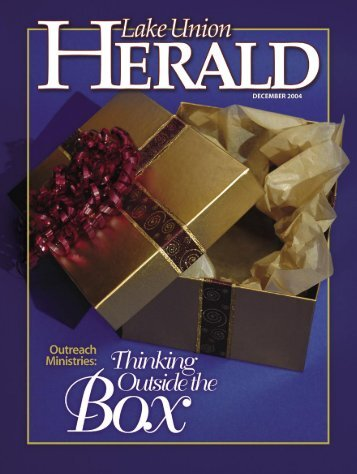 Herald. - Lake Union Conference - Seventh-day Adventist Church