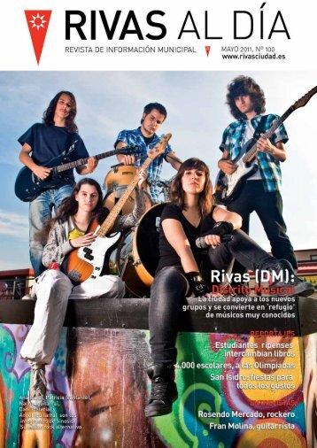 01 PORTADA RIVAS 100.indd, page 1 @ Preflight - Ayuntamiento ...