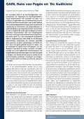 Europese normen en titelbescherming voor de ... - De Audiciens - Page 4