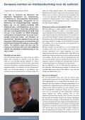 Europese normen en titelbescherming voor de ... - De Audiciens - Page 7