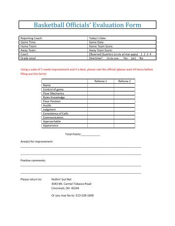 Evaluation Forms For Safe Hospitals - Paho/Who
