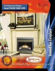 Vented Gas FireplaceVented Gas Fireplace - Wolseley Express