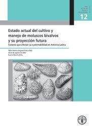 Estado actual del cultivo y manejo de moluscos ... - Inapi Proyecta
