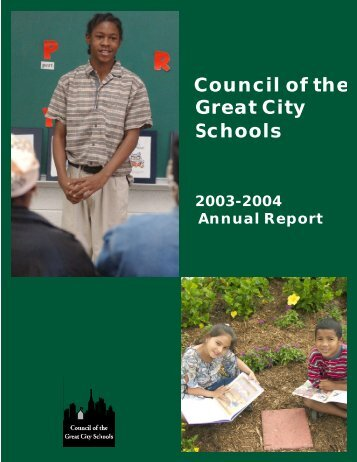 2003-2004 - Council of the Great City Schools