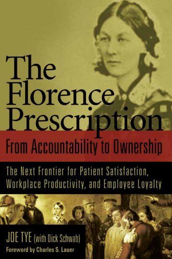 The Florence Prescription - The Florence Challenge