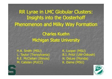 RR Lyrae in LMC Globular Clusters: Insights into the Oosterhoff ...