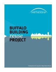 Buffalo Building Reuse Project - ECIDA