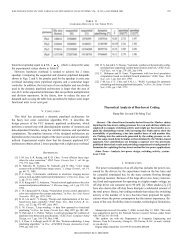 Theoretical analysis of bus-invert coding - Very Large ... - IEEE Xplore