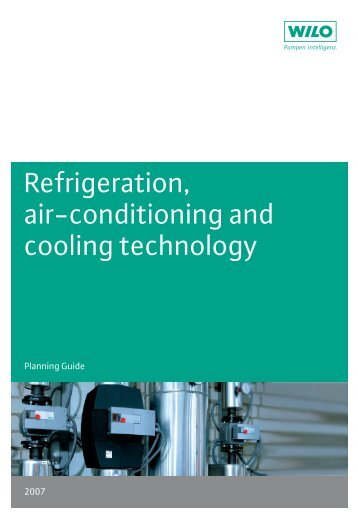 Refrigeration, air-conditioning and cooling technology - 2007.pdf
