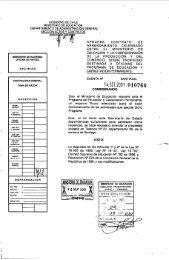 archivo - Ministerio de Educación