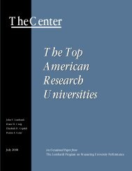 Top American Research Universities - Jvlone.com