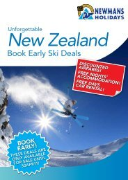 Book Early Ski Deals