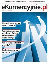 Magazyn eKomercyjnie.pl nr 13