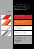 The Coloured GAlVANISed STeel CoNduIT TuBe - Southern Steel - Page 5