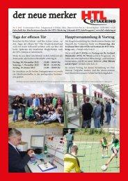 der neue merker 3/2012 - HTL Ottakring