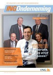 Geert Malysse - ING Onderneming
