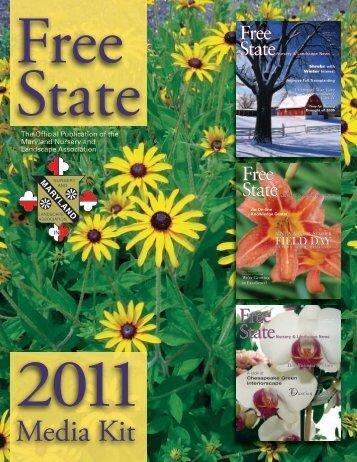 Media Kit - Maryland Nursery and Landscape Association