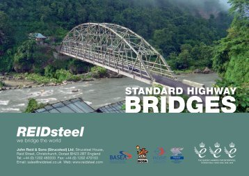 Download the Entire PDF Brochure - Steel Bridges