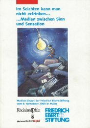 Die Publikation im PDF-Format - Bibliothek der Friedrich-Ebert-Stiftung