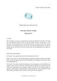 Intervju 1 med Dr. Neruda - Wingmakers.se