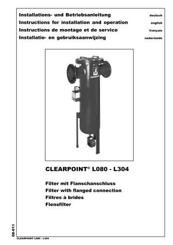 CLEARPOINT® L080 - L304 - BEKO TECHNOLOGIES GmbH