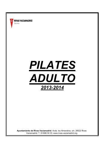 Pilates - Ayuntamiento Rivas Vaciamadrid