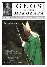 Nr 80 - kwiecień - Parafia pw. św. Mikołaja w Bydgoszczy