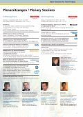 Programm ANSYS CONFERENCE & 28. CADFEM USERS' MEETING - Seite 5