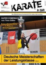 KVBW-Magazin 1102 - Bushido Oberkirch