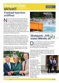 Neunkirchen Aktuell Juni 2011 - Övp Neunkirchen - Seite 5