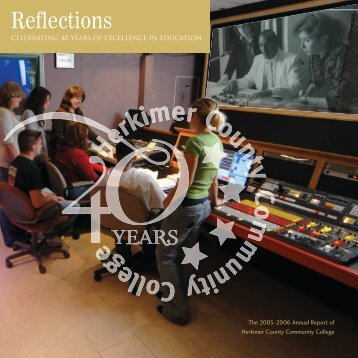 Reflections - Herkimer County Community College