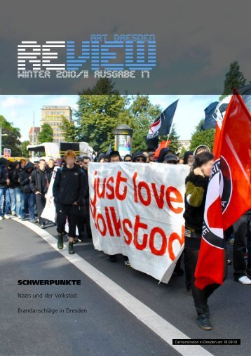 Download Review #17 als PDF - Venceremos