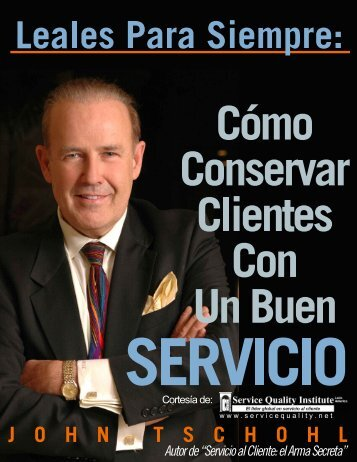 Como conservar clientes con un buen servicio - Service Quality ...