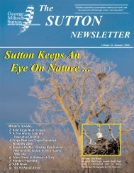 Download now - George Miksch Sutton Avian Research Center