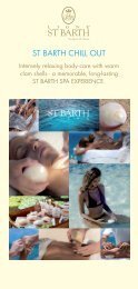 ST BARTH CHILL OUT - Grand Hotel Del Mare