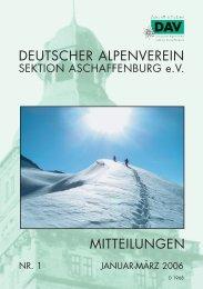 unser fertigungsprogramm - Alpenverein-Aschaffenburg.de