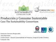 Presentacion Sustainability Consortium Cristian Emhart