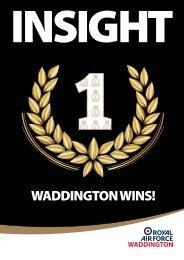 WADDINGTON WINS! - The Insight Online
