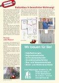 Mitgliederzeitung des Bauverein Delmenhorst eG - Seite 6