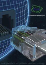USSD Gateway - Planet IT