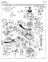 LAV40-50222A - Barrett Small Engine