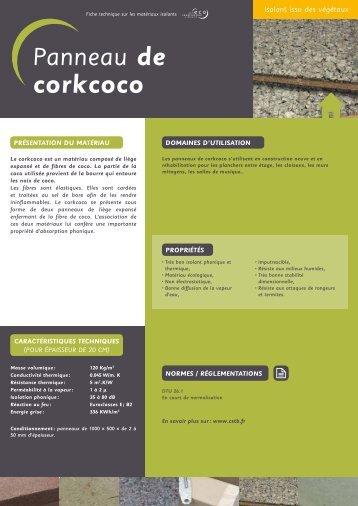 panneau de corkcoco - crma limousin