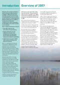 WLI Annual Report 2007 - Wetland Link International - Page 2